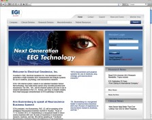 web-design-electrical-geodesics-inc